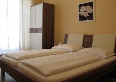 Doppelzimmer/Pension Liechtenstein