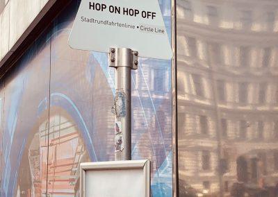 Hop On/Off Station Liechtensteinstraße